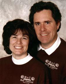Bill & Carolyn Ghena