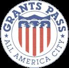 City of Grants Pass - Small Emblem